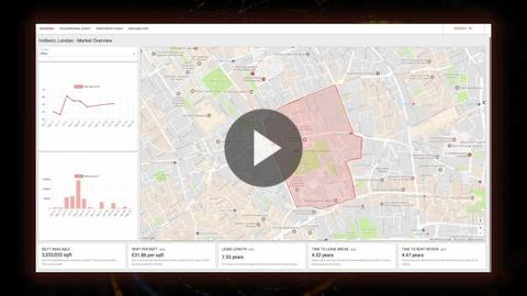 Searching Deals and Availabilities in Radius Data Exchange